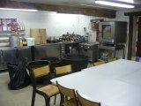 2000: aménagement de la cuisine